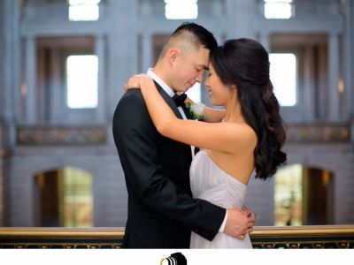 Linda & Billy - SF city hall