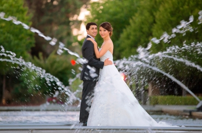 Palo Alto wedding at Four Seasons Hotel Silicon Valley