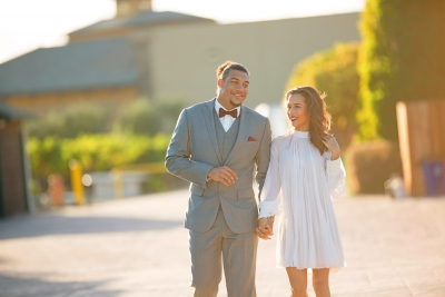 Engagement party photography at Concannon Vineyard Livermore