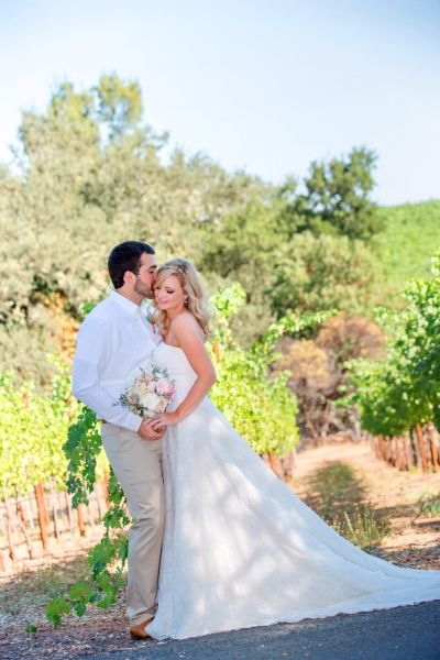 Kachina Vineyards Healdsburg & Wedding reception at Hyatt Vineyard Creek Santa Rosa