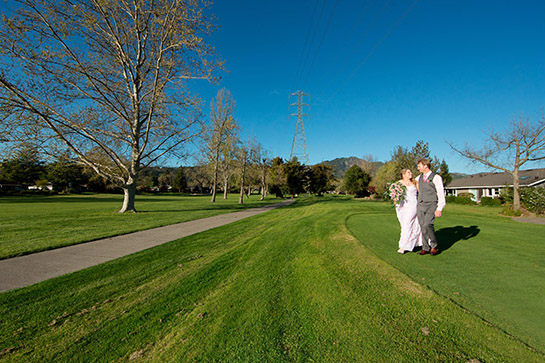 North bay wedding photography at Oakmont Golf club Santa Rosa