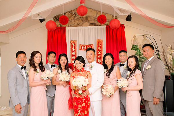Vietnamese & Chinese wedding photography in The Ranch Golf Club