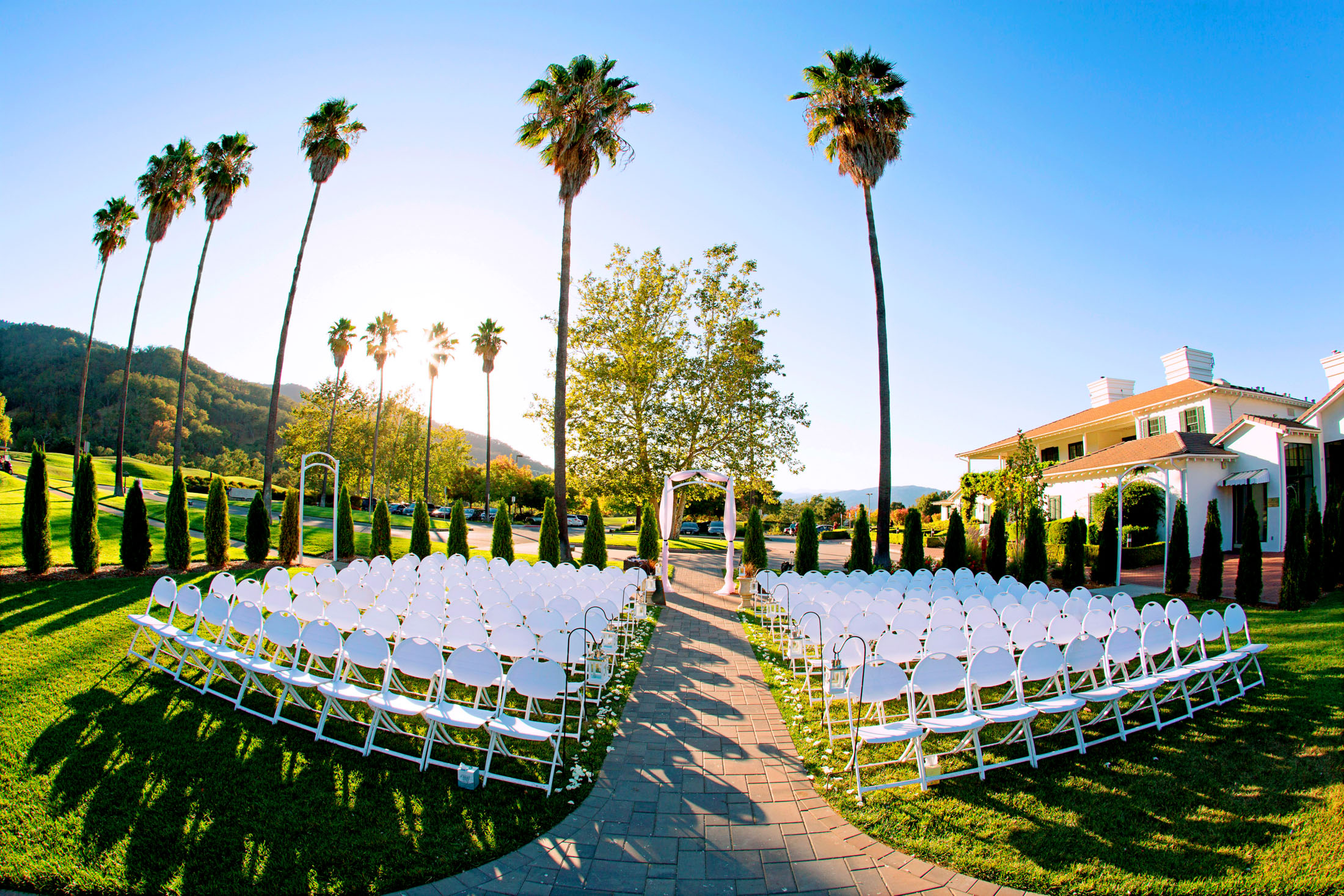 Eagle Ridge Golf Course Wedgewood wedding venue in Gilroy