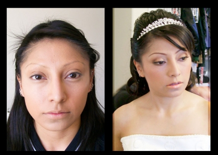 Make up : Before and After 19