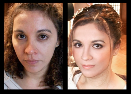Make up : Before and After 25