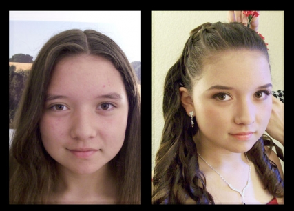 Make up : Before and After 24