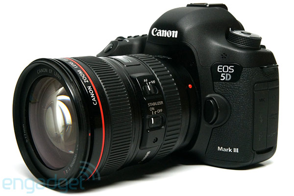 Canon 5d Mark iii 3 review