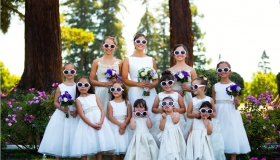 San Jose Municipal Rose Garden wedding, San Jose wedding photographer Andy Sandy