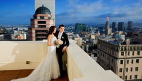 Wedding at Clift Hotel San Francisco