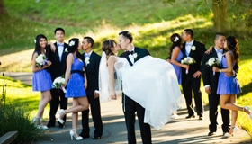 wedding photography at Hidden Brook Golf Course in Vallejo CA