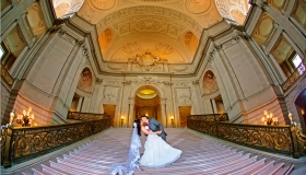 San Francisco city hall wedding photographer Prices