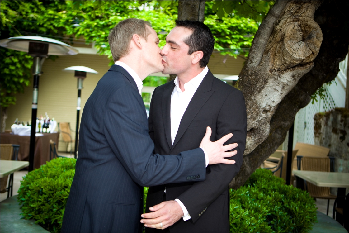 Gay wedding sex