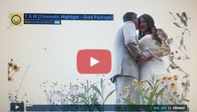 Tiffany & Mike Cinematic Highlight MUSIC VIDEO- Maverick Event Center Half Moon Bay