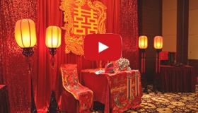 Deanna & Steven - Chinese American Wedding Same day edit - Wedgewood Crystal Spring Burlingame