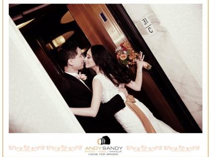 The Westin Hotel St. Francis Wedding Photography in San Francisco CA