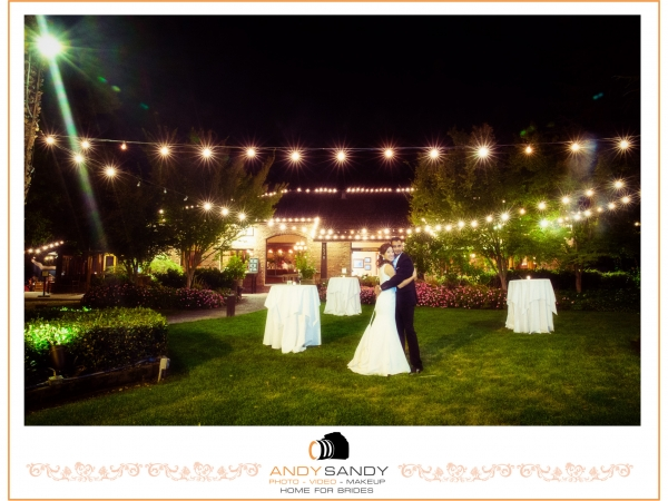 Groezinger Estate House at Villagio Inn & Spa Wedding Photography at Yountville CA