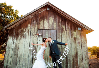 Rustic Wedding Photography at Crane Melon Barn in Santa Rosa
