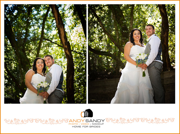 Griffith woods Santa Rosa Redwood outdoor wedding venues
