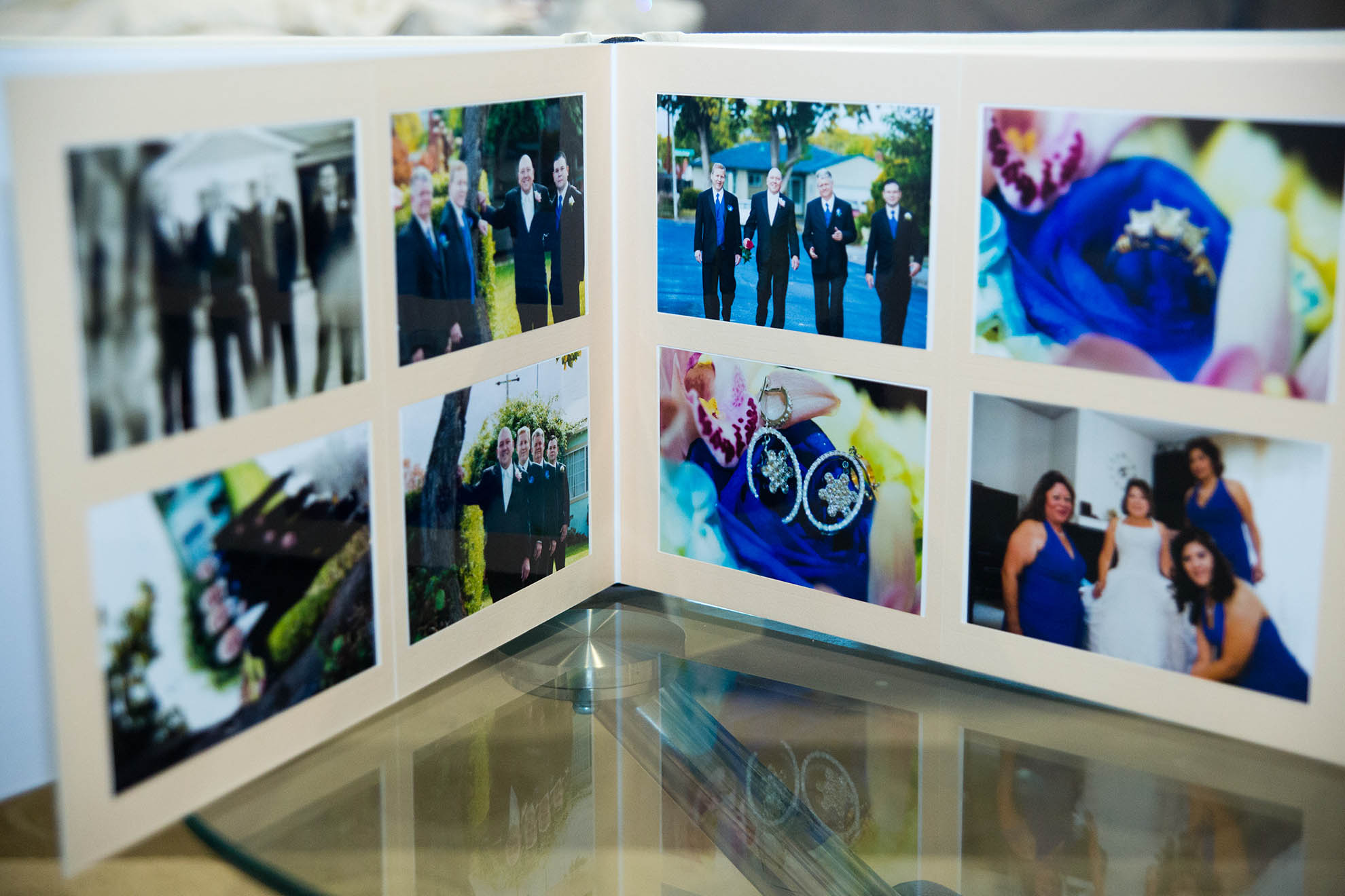 Parent Wedding Album including 96 Print size 4 x 6 Inches