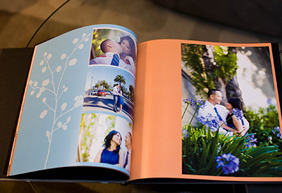 Photo Book Guest Sign in Book