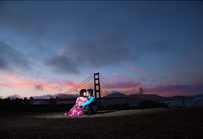 Toan & Trang Pre wedding photography in San Francisco