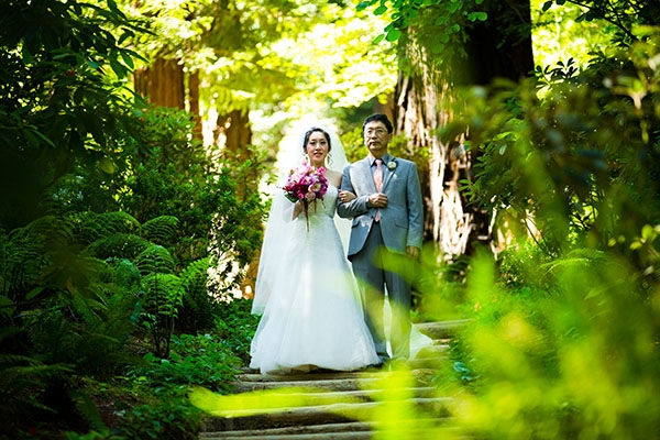 Nestledown Los Gatos Wedding Photography