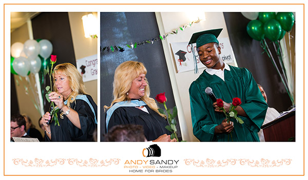 High School Graduation event photography