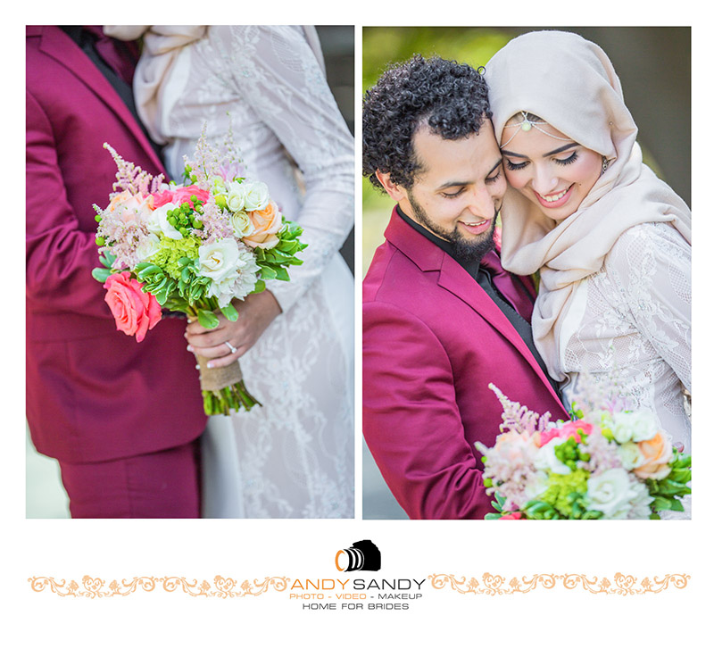 Beautiful Muslim wedding at Shannon Community Center Dublin California