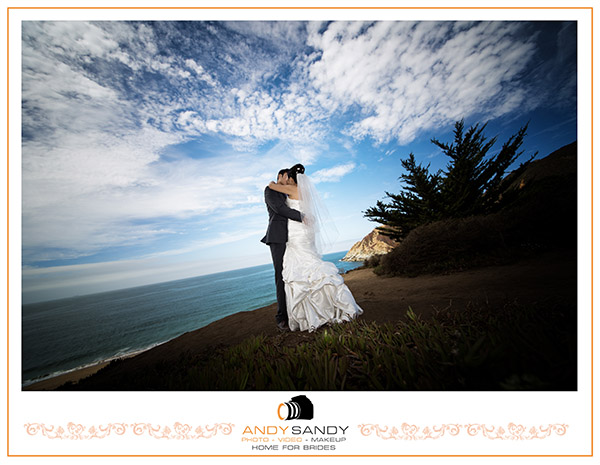 Maveric Event Center Half Moon Bay - Tony & Joyce Wedding photography