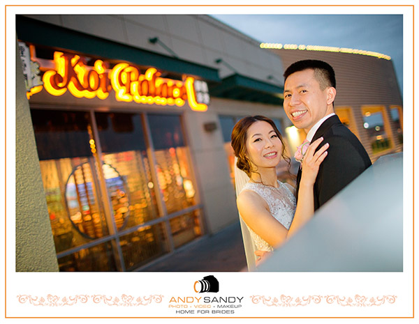Ngan & Patrick's wedding photography at San Francisco city hall & Banquet reception at Koi Palace Dublin CA
