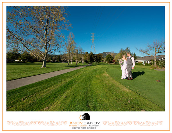 Katie & Austin's wedding photography at Oakmond Golf Club Santa Rosa